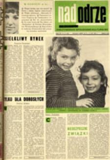 Nadodrze: dwutygodnik społeczno-kulturalny, nr 11 (23 maja - 5 czerwca 1971)