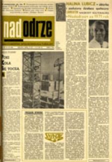 Nadodrze: dwutygodnik społeczno-kulturalny, nr 20 (26 września - 9 października 1971)