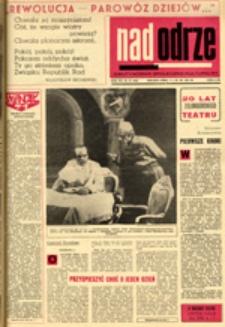 Nadodrze: dwutygodnik społeczno-kulturalny, nr 23 (7-20 listopada 1971)