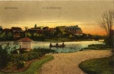 Zbąszyń / Bentschen; An der Obrabrücke