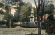Strzelce Krajeńskie / Friedeberg N.-M.; Denkmal Kaiser Wilhelm I