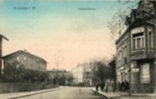 Wolsztyn / Wollstein; Banhofstrasse