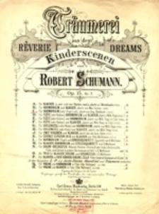 """Träumerei aus den """"Kinderscenen""""; op. 15, no 7"""