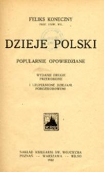 Dzieje Polski popularnie opowiedziane