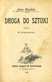 Droga do sztuki