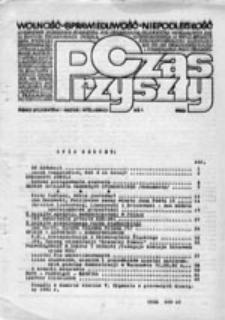Czas przyszły: pismo studentów i młodej inteligencji, nr 4-5 (styczeń 1985)