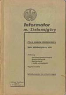 Informator m. Zielonejgóry