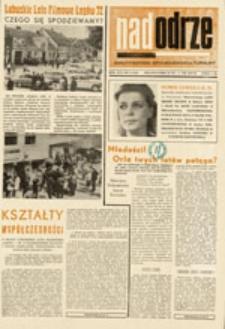 Nadodrze: dwutygodnik społeczno-kulturalny, nr 13 (18.VI-1.VII.1972)