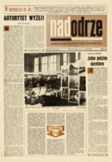 Nadodrze: dwutygodnik społeczno-kulturalny, nr 23 (18.XI.-1.XII.1973)