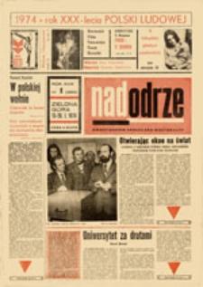 Nadodrze: dwutygodnik społeczno-kulturalny, ankieta (styczeń 1974)