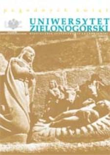 Uniwersytet Zielonogórski, 2004/2005, nr 10/1 (grudzień-styczeń)