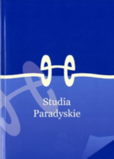 Studia Paradyskie, t. 17-18