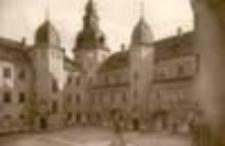Kostrzyn Stare Miasto / Cüstrin - Altstadt; Schlosshof