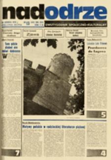 Nadodrze: dwutygodnik społeczno-kulturalny, nr 13 (24 czerwca 1979)