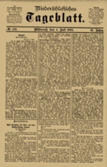 Niederschlesisches Tageblatt, no 152 (Mittwoch, den 4. Juli 1883)