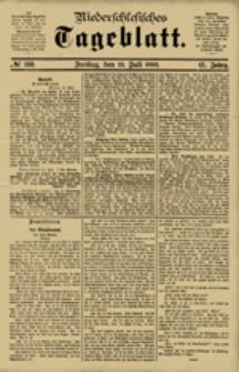 Niederschlesisches Tageblatt, no 160 (Freitag, den 13. Juli 1883)