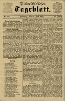 Niederschlesisches Tageblatt, no 162 (Sonntag, den 15. Juli 1883)