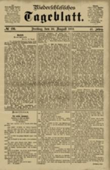 Niederschlesisches Tageblatt, no 196 (Freitag, den 24. August 1883)