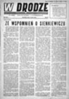W drodze: pismo polityczne i literackie, Rok IV, Nr 1(63)  (16 stycznia 1946)