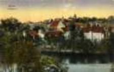 Gubin / Guben; Neißeberge