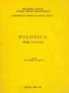 Polonica: wiek XVI-XVIII