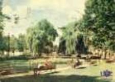 Zielona Góra; Skwer przy placu Bohaterów