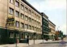 Zielona Góra: Ulica Bohaterów Westerplatte