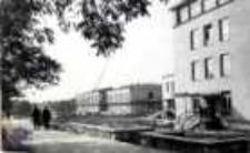 Zielona Góra; Szpital przy ulicy Podgórnej