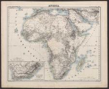 Africa [Dokument kartograficzny]