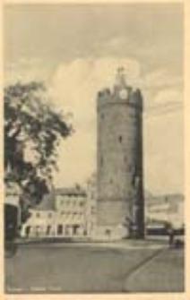 Gubin / Guben; Dicker Turm; Gruba Wieża