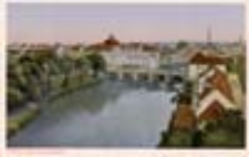 Gubin / Guben; Blick zum Stadthaus; Widok na ratusz