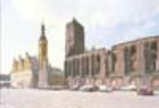 Gubin; Ruiny katedry
