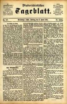Niederschlesisches Tageblatt, no 127 (Grünberg i. Schl., Freitag, den 3. Juni 1898)