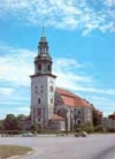 Krosno Odrzańskie; Kościół farny