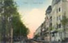 Zasieki / Forst i. L.; Sorauer Straße
