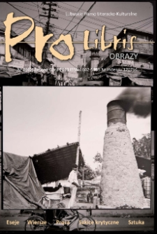Pro Libris: Lubuskie Pismo Literacko-Kulturalne, nr 1 (2013)