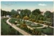 Kożuchów / Freystadt i.[n] Schl.[esien]; Promenade; Promenada