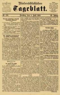 Niederschlesisches Tageblatt, no 152 (Freitag, den 3. Juli 1885)