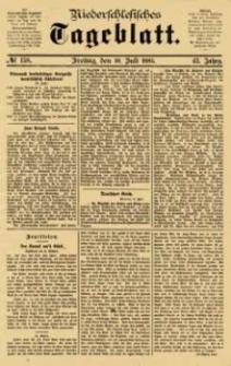 Niederschlesisches Tageblatt, no 158 (Freitag, den 10. Juli 1885)