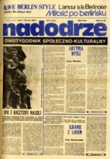 Nadodrze: dwutygodnik społeczno-kulturalny, nr 8 (10 kwietnia-23 kwietnia 1983)