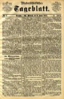 Niederschlesisches Tageblatt, no 9 (Grünberg i. Schl., Mittwoch, den 11. Januar 1893)