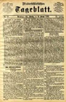 Niederschlesisches Tageblatt, no 38 (Grünberg i. Schl., Dienstag, den 14. Februar 1893)
