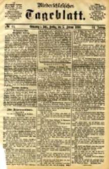 Niederschlesisches Tageblatt, no 41 (Grünberg i. Schl., Freitag, den 17. Februar 1893)