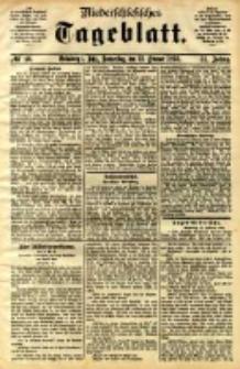 Niederschlesisches Tageblatt, no 46 (Grünberg i. Schl., Donnerstag, den 23. Februar 1893)