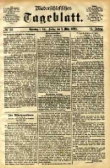 Niederschlesisches Tageblatt, no 53 (Grünberg i. Schl., Freitag, den 3. März 1893)