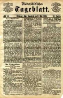 Niederschlesisches Tageblatt, no 66 (Grünberg i. Schl., Sonnabend, den 18. März 1893)