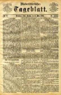 Niederschlesisches Tageblatt, no 68 (Grünberg i. Schl., Dienstag, den 21. März 1893)