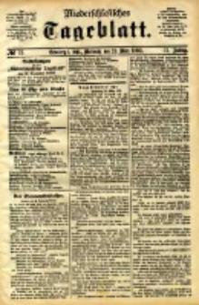 Niederschlesisches Tageblatt, no 75 (Grünberg i. Schl., Mittwoch, den 29. März 1893)