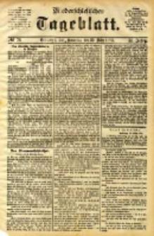 Niederschlesisches Tageblatt, no 76 (Grünberg i. Schl., Donnerstag, den 30. März 1893)