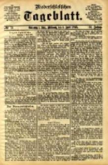 Niederschlesisches Tageblatt, no 79 (Grünberg i. Schl., Mittwoch, den 5. April 1893)